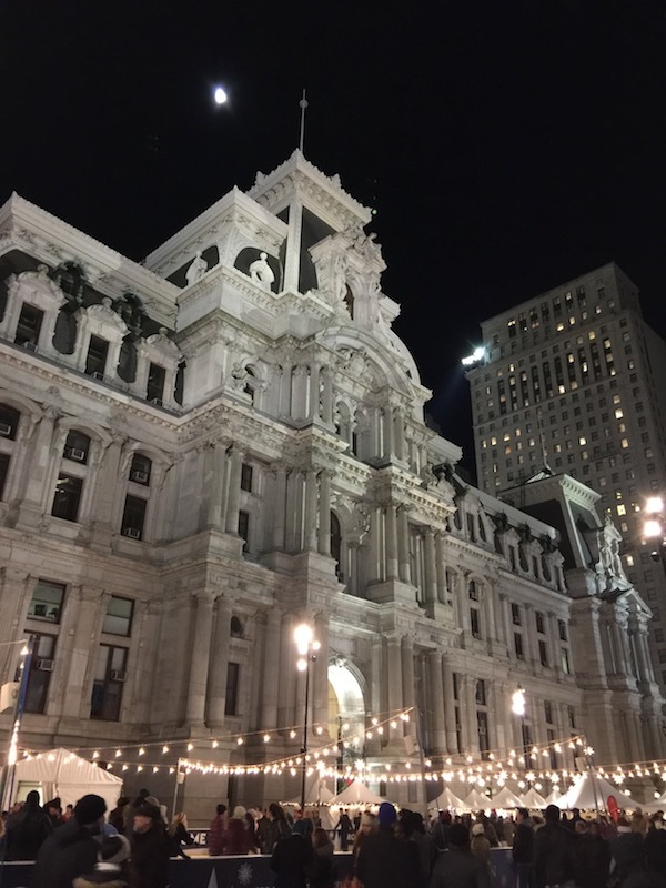 City Hall - Dilworth Park